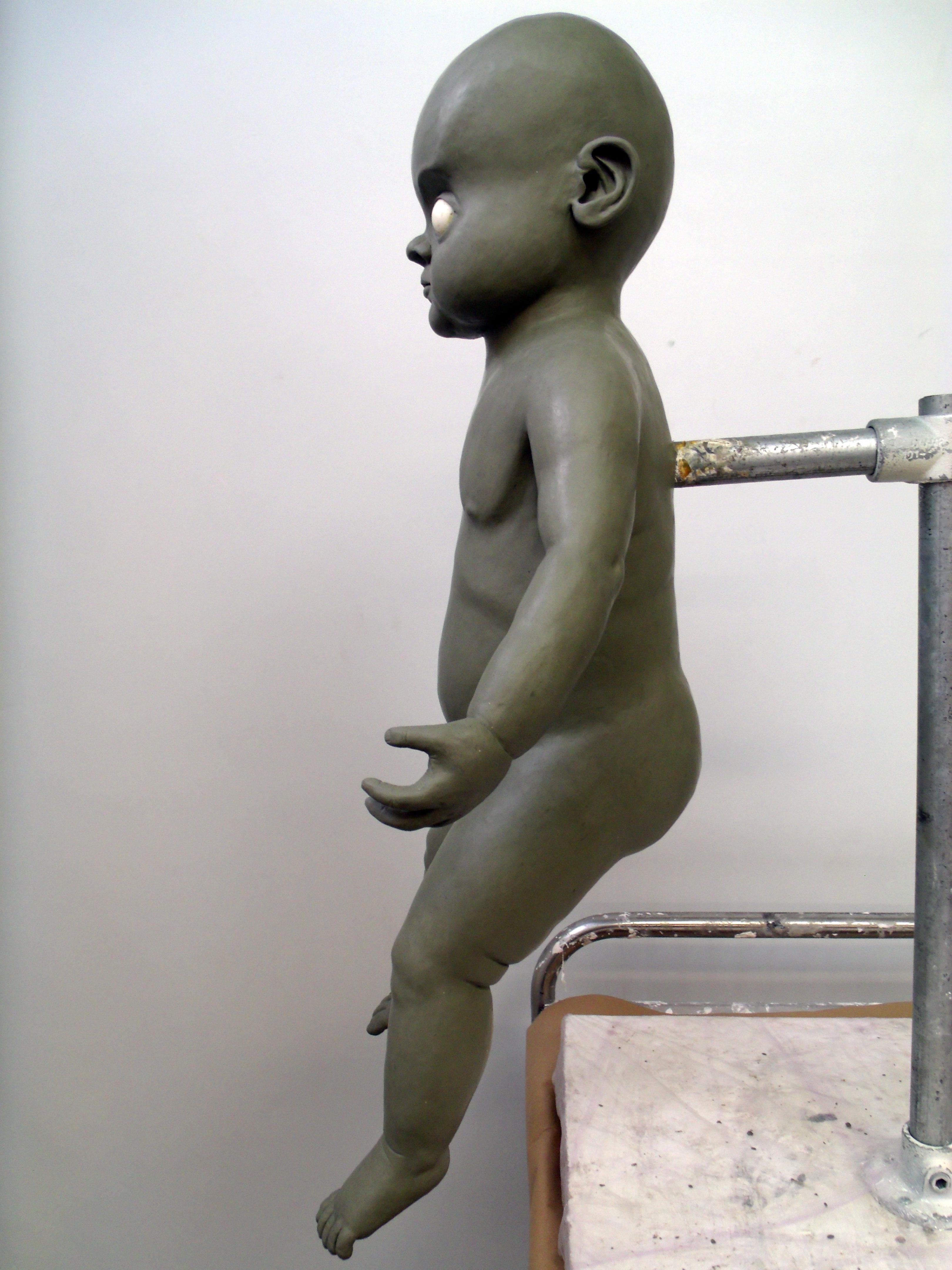 Changeling final sculpt