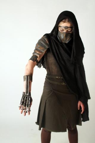 Footsolider full costume